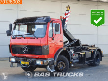 camión Mercedes 1620-II Perfect-Condition! Only 48.000km! Steelsuspension