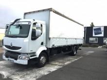 Ciężarówka Plandeka używana Renault Midlum 190 DXI
