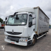 kamion posuvné závěsy Renault