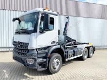 Camion polybenne neuf Mercedes Arocs 3342 K 6x4 3342 K 6x4, Hiab Abroller