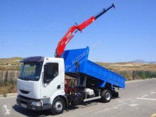 Camion Renault Midlum 220.10 benne occasion