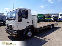 MAN LE 8.180 truck used flatbed