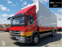 camion Mercedes Atego 1524 / Ladebordwand / German / Neue Plane