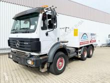 Camion Mercedes SK 2638 6x4 2638 6x4 Sitzhzg./eFH. plateau occasion
