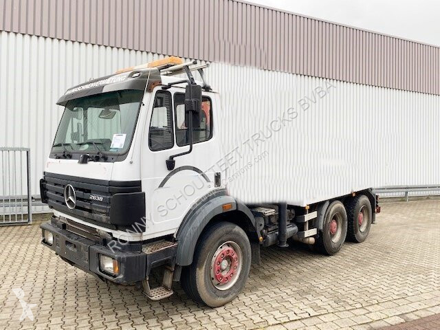 Voir les photos Camion Mercedes SK 2638 6x4  2638 6x4 Sitzhzg./eFH.