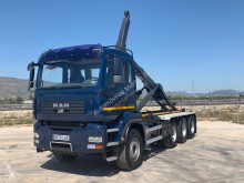 MAN TGA 36.400 truck used hook arm system