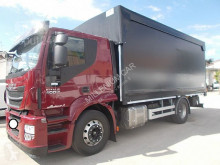 Camion Iveco Stralis 190S40 CENTINATO 6.20 EURO 6 savoyarde occasion