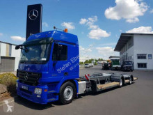Ensemble routier Mercedes Actros Actros 3044 LL 6x2 Forstmaschinentransporter porte engins occasion