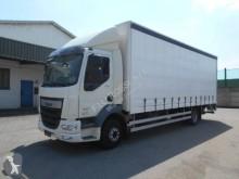 Camion rideaux coulissants (plsc) occasion DAF LF 220
