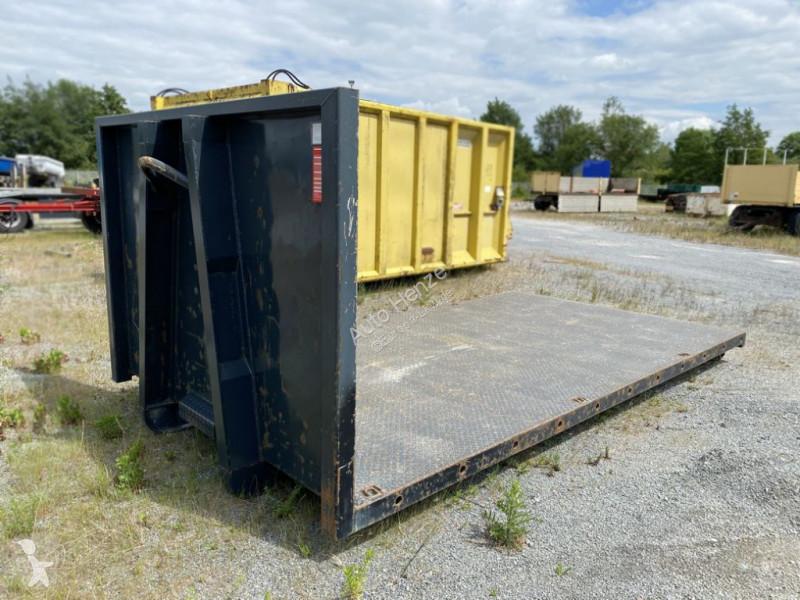 Voir les photos Équipements PL nc EAG Abrollcont.-Plateau