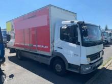 Камион фургон за пренасяне на покъщнина втора употреба Mercedes Atego 816