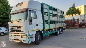 Iveco Eurostar 240E42 truck used cattle