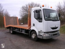 Camion Renault Midlum 180 DCI porte engins occasion