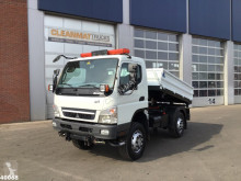 Camion Mitsubishi Rexter Just 34.954 km! tri-benne occasion