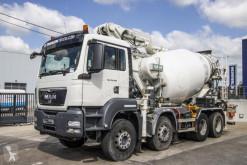 MAN concrete pump truck truck TGS 32.400