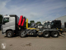Lastbil multi-tippvagn Volvo FH540 Abrollkipper PK33002 6xhydr. 5+6 Bed. Funk