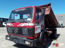camion Mercedes 1717 lames steel straight eng