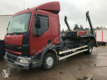 camion DAF AE45LF Multi-Abroll-Absetz-Pritsche-P