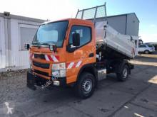 Camión Fuso Pfau Cityjet 50.4 / 4x4 Allrad 3,5 t volquete trilateral usado