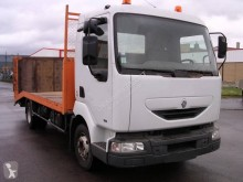 Camion Renault Midlum 180 porte engins occasion