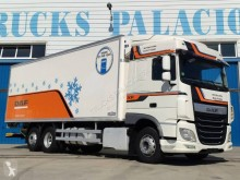 Used refrigerated truck DAF XF 440