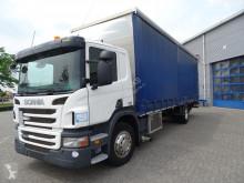 Camião cortinas deslizantes (plcd) Scania P 230