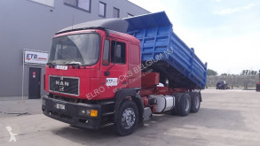 Camion MAN 26.403 benne occasion