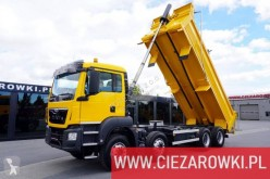 Camion MAN TGS 35.400 benne occasion