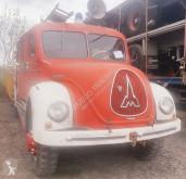 camião Magirus firetruck