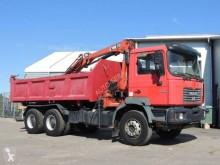 Camión volquete volquete bilateral MAN 26.364