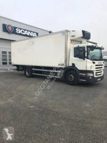 Ciężarówka Scania P 230 chłodnia z regulowaną temperaturą używana