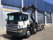 Camion polybenne Scania P114
