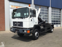 Used hook arm system truck MAN 17.232