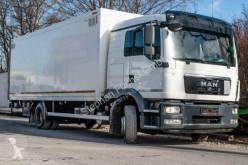 camion MAN TGM 14.290 Koffer Ladebordwand Retarder (!)