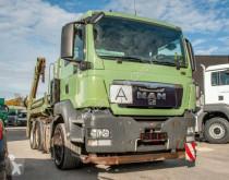 камион MAN TGS 26.400 6x2/4 BLS Meiller Absetzkipper telesk