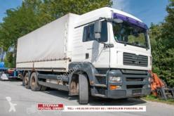 camion MAN TGA 26.440 6x2-2 LL Pritsche Plane m. LBW EURO4