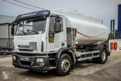 Kamion Iveco Eurocargo cisterna uhlovodíková paliva použitý