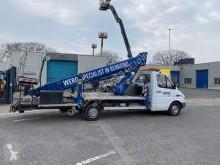 camion nc Mercedes-Benz 23 meter, Auto hoogwerker, B-rijbewijs