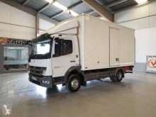 Mercedes Atego 1022 truck used moving box