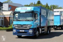 Camión caja abierta transporte de bebidas Mercedes Actros 2541 Retarder/Schwenkwand/Lenkachse