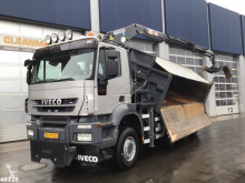 Iveco two-way side tipper truck AD26T36W Kennis 16 ton/meter laadkraan