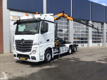 Camion Mercedes Actros 2542 polybenne occasion