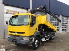 Renault three-way side tipper truck Kerax