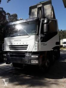 Used tipper truck Iveco Eurotrakker 410E35 H Cursor
