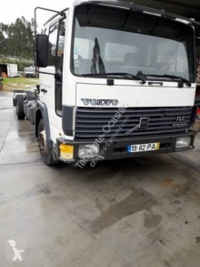 Used chassis truck Volvo FL6