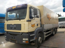 camion MAN TGA410-MANUAL-RETARDER-LENKACH KM
