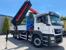 Camion MAN TGS 26.400 plateau occasion