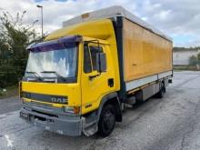 Used tautliner truck DAF 45 ATI 180