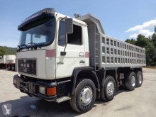 Camion MAN 33.372 benne occasion