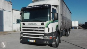 Scania G 114G340 truck used tautliner
